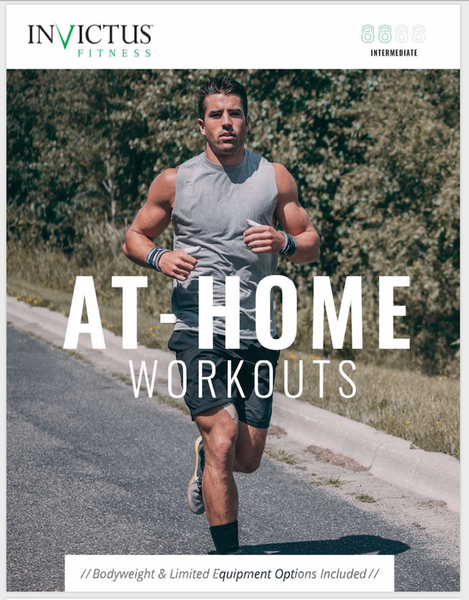 Invictus At-Home Workouts - Limited & No Equipment