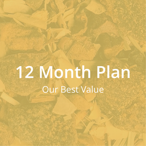 Customizable Subscriptions | 12 Months