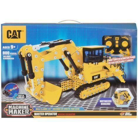 CAT Machine Maker Master Operator