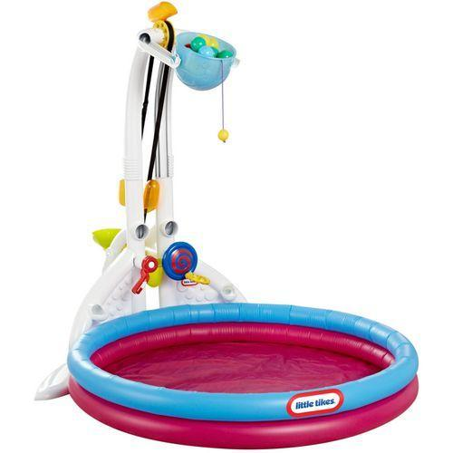 Little Tikes Drop Zone Water Recreation Pool