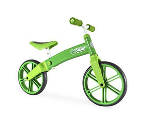 Yvolution Y Velo Balance Bike Green