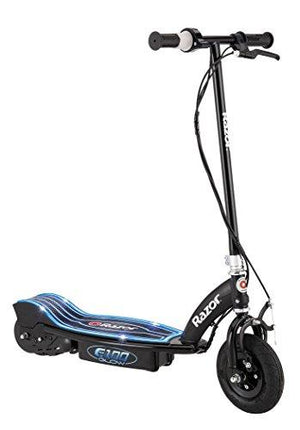 Razor E100 Glow Electric Scooter Black