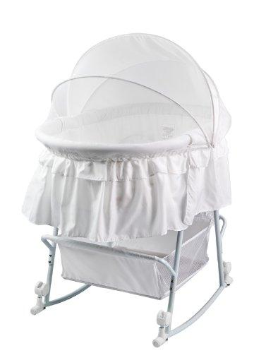 Dream Me Lacy Portable Bassinet