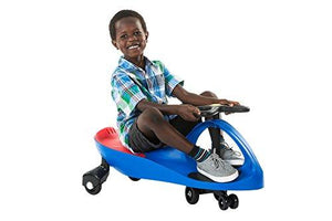 PlasmaCar Ride-On, Blue