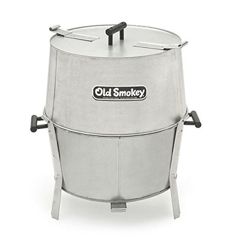 Old Smokey Charcoal Grill 22