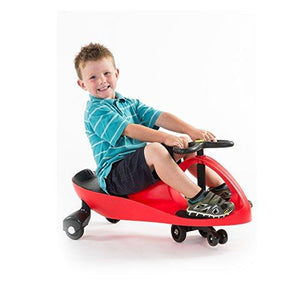 PlasmaCar Ride-On, Red