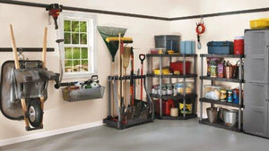 Rubbermaid Deluxe Garage Storage FG5E2800MICHR