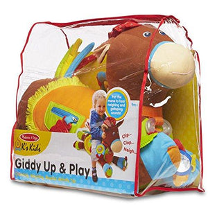 Melissa Doug Giddy Up Play Activity