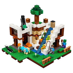 LEGO Minecraft Waterfall Base 21134