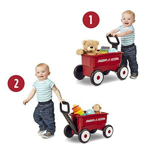 Radio Flyer 1st WAGON Ride
