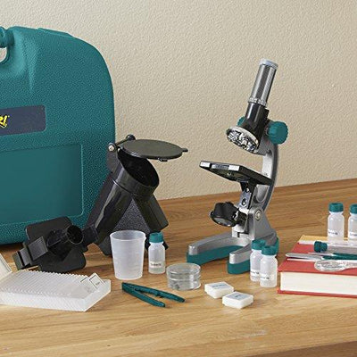 MicroPro Elite™ 98-piece Microscope Set
