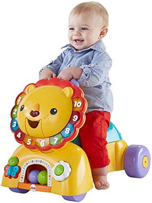 Fisher Price Sit Stride Ride Lion