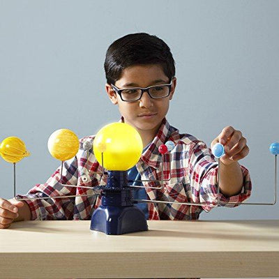 Educational Insights GeoSafari® Motorized Solar System