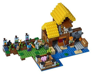 LEGO Minecraft Cottage 21144