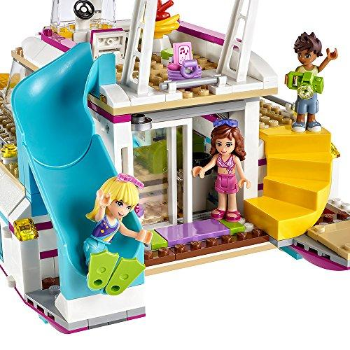 LEGO Friends Sunshine Catamaran (41317)