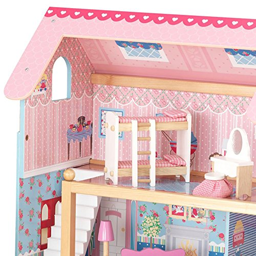 KidKraft Chelsea Dollhouse Pretend Furniture