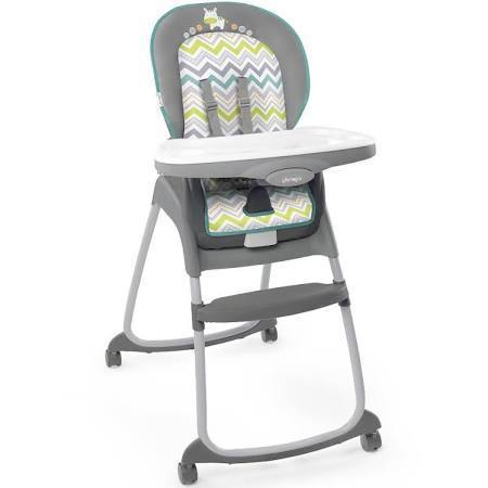 High Chair for Baby Toddlers Feeding Booster Seat Convertible Safety Space Saver