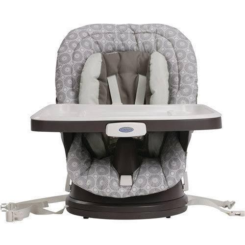 Graco Baby Swivi Seat 3-in-1 Booster