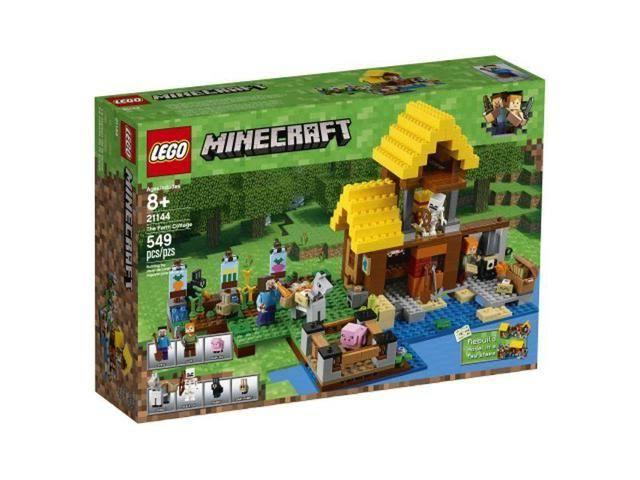LEGO Minecraft 21144 - The Farm Cottage