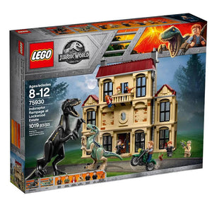 LEGO Jurassic World 75930 - Indoraptor Rampage at Lockwood Estate