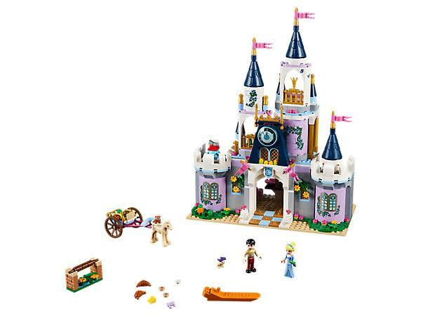 LEGO Disney Princess 41154 - Cinderella's Dream Castle