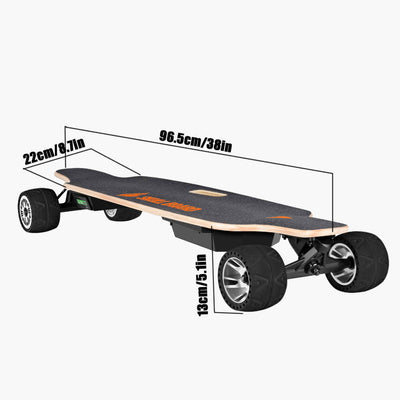 SKULLBOARD S1 Electric Skateboard