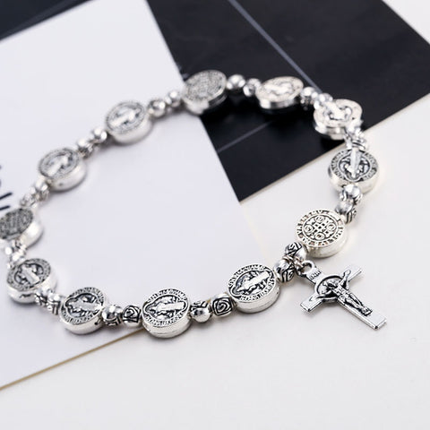 Elastic Fashion Alloy Bracelet
