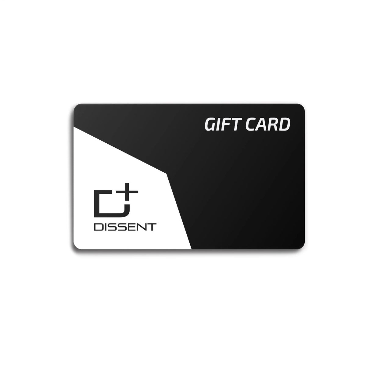 Dissent Gift Card