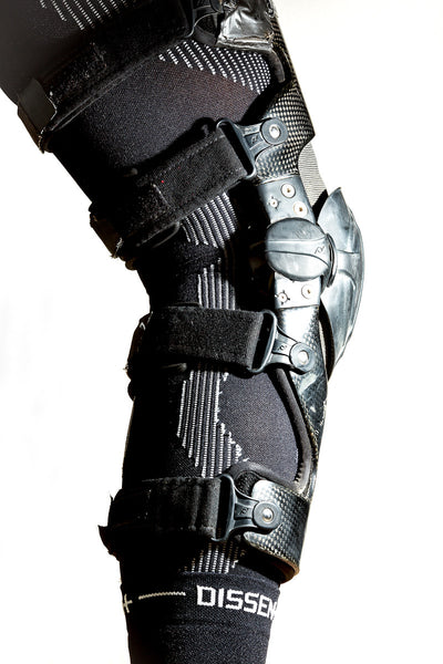 Boa-Dry Compression Knee Sleeves (pair)