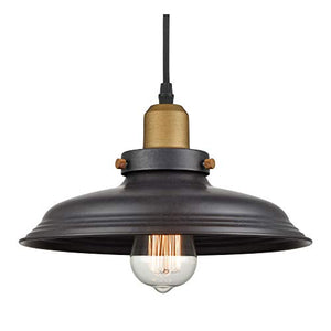 Industrial Vintage Pendant Light