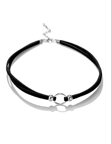 Black Velvet Choker Necklace