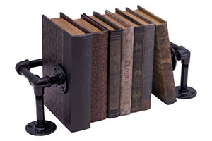 Rustic and Chic Industrial Book/DVD Stand