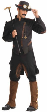 Men's Steampunk Gentlemen Costume