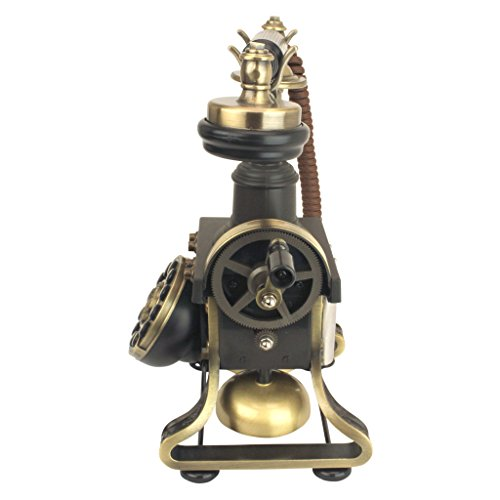 The Eiffel Tower 1892 Rotary Decorative Telephone