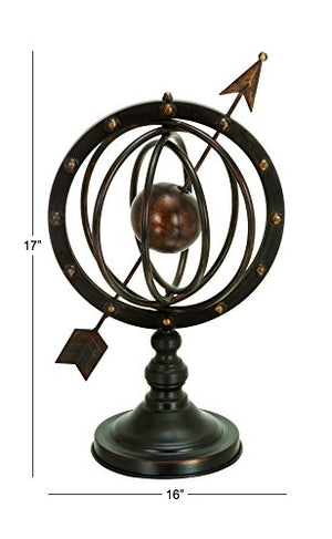 Metal Armillary Stand