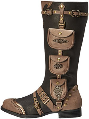 Women's 181-Silas Steampunk Boot