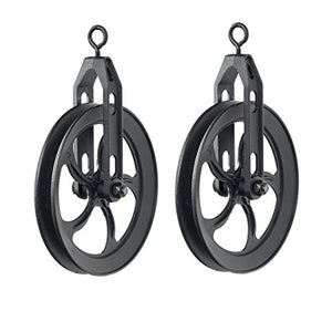 Farm Pulley Set of 2