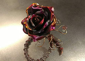 Antique Copper Rose