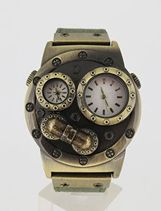 steampunk travel watch