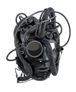 Steampunk Cyborg Mask