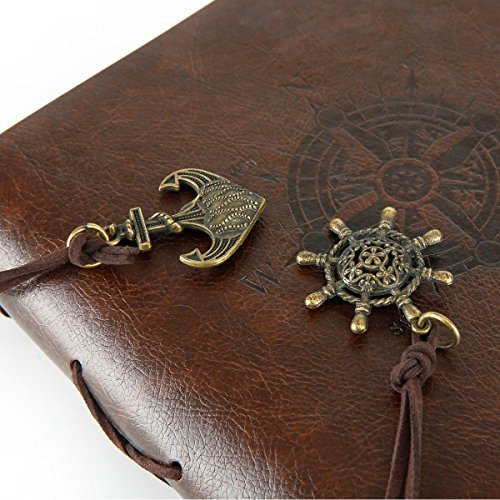 Handmade Leather Memory Book