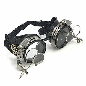 Steampunk Victorian Welding Glasses
