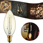 Vintage Incandescent Chandelier