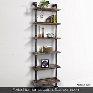 Ladder Shelf Bookcase