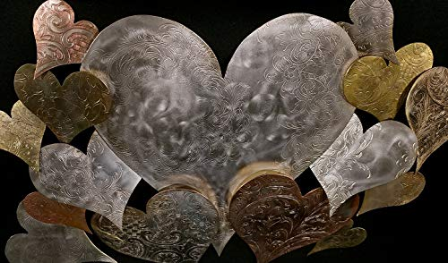 Steampunk Heart Wall Art