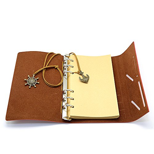 Leather Writing Journal