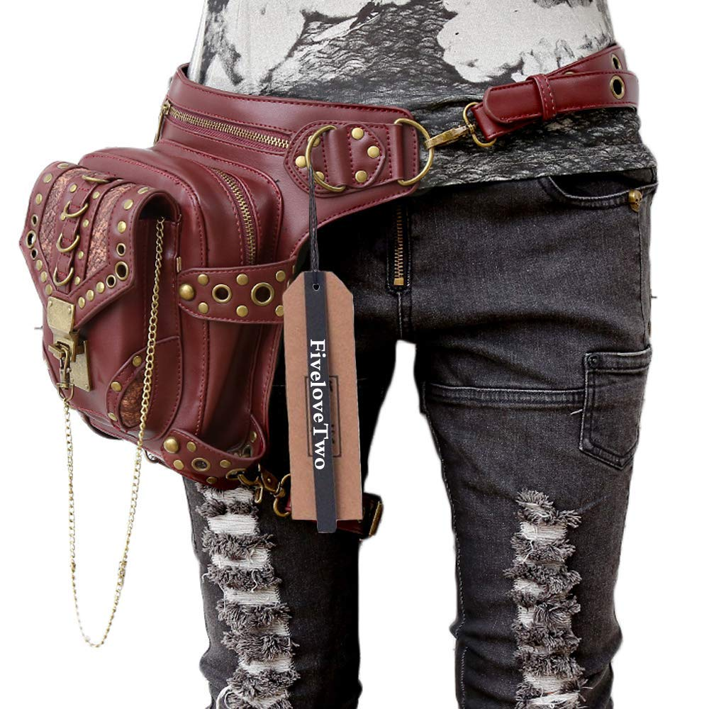 Steampunk Fanny Pack