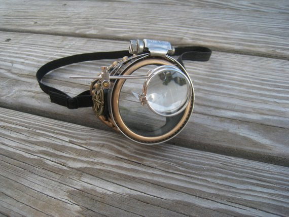 Steampunk Monocle