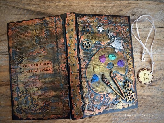 Steampunk Sketchbook