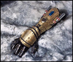 Steampunk Gauntlet Pneumatic Battle Fist